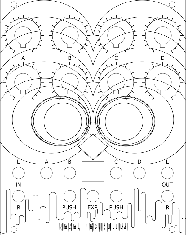 OWL Modular Frontpanel Design